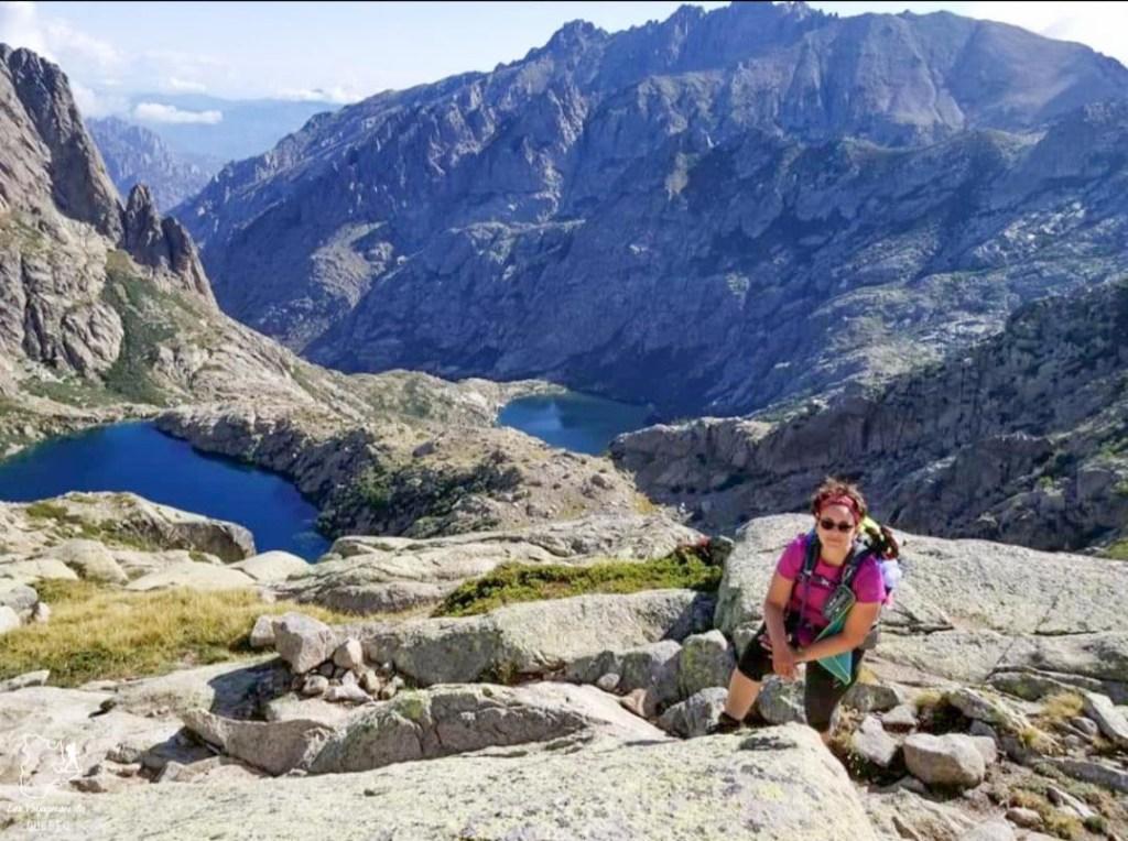 Trek sur le GR20 en Corse dans notre article 5 témoignages sur le BLUES après un voyage de randonnée en montagnes #randonnee #blues #retourdevoyage #trek #voyage