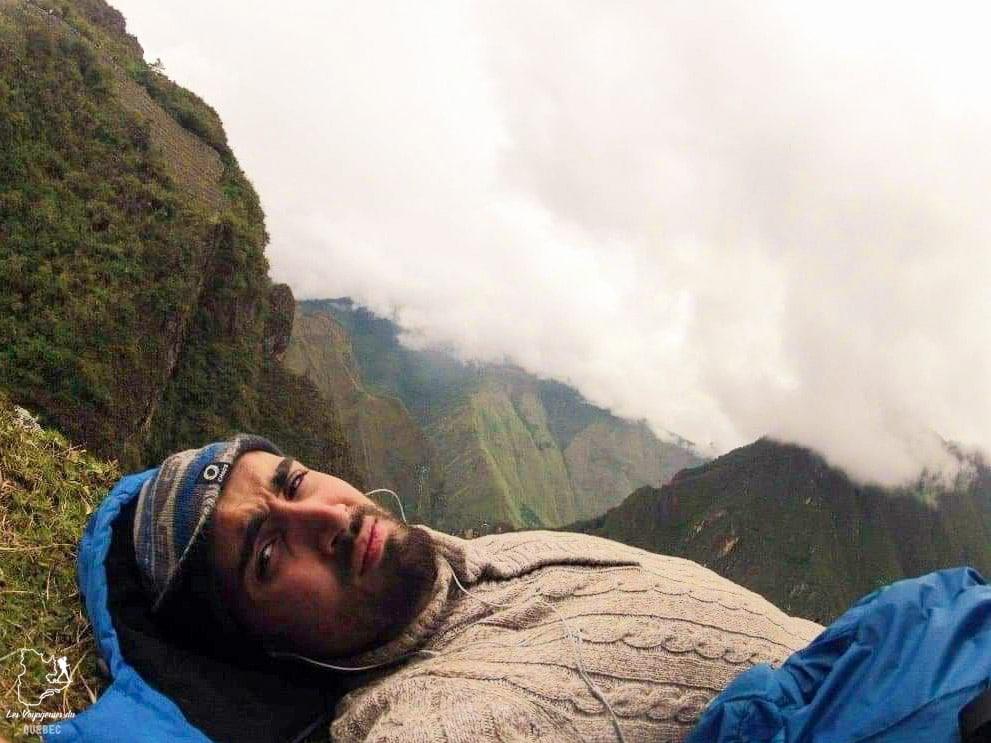 Trek de randonnée au Machu Picchu au Pérou dans notre article 5 témoignages sur le BLUES après un voyage de randonnée en montagnes #randonnee #blues #retourdevoyage #trek #voyage