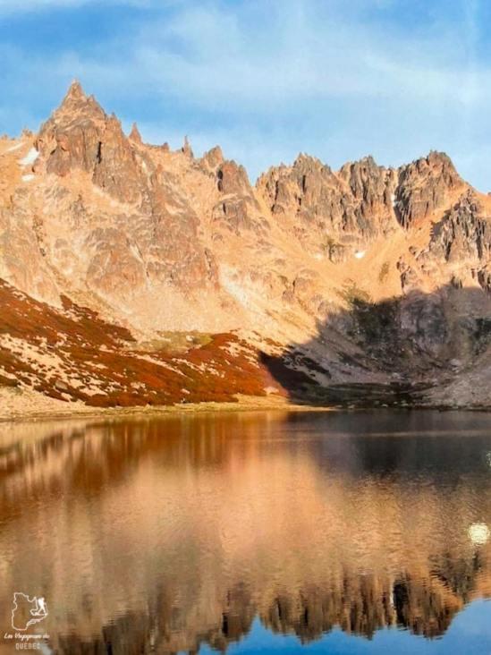 Paysage de la Nahuel Huapi trail en Argentine dans notre article 5 témoignages sur le BLUES après un voyage de randonnée en montagnes #randonnee #blues #retourdevoyage #trek #voyage