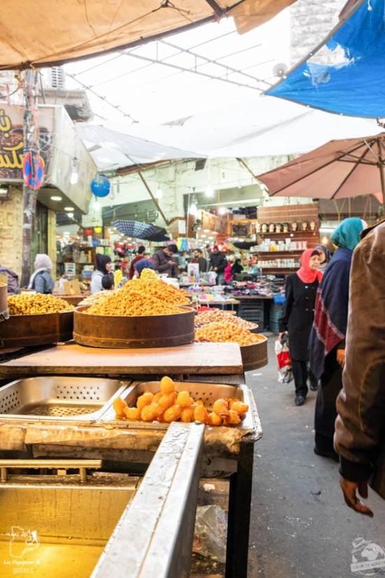 Le Souk d'Amman en Jordanie dans notre article Visiter la Jordanie: Mon itinéraire de 2 semaines en road trip en Jordanie #jordanie #road trip #voyage
