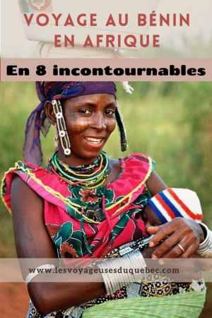 Voyage au Bénin: Le Bénin en Afrique en 8 incontournables à visiter #benin #afrique #voyage