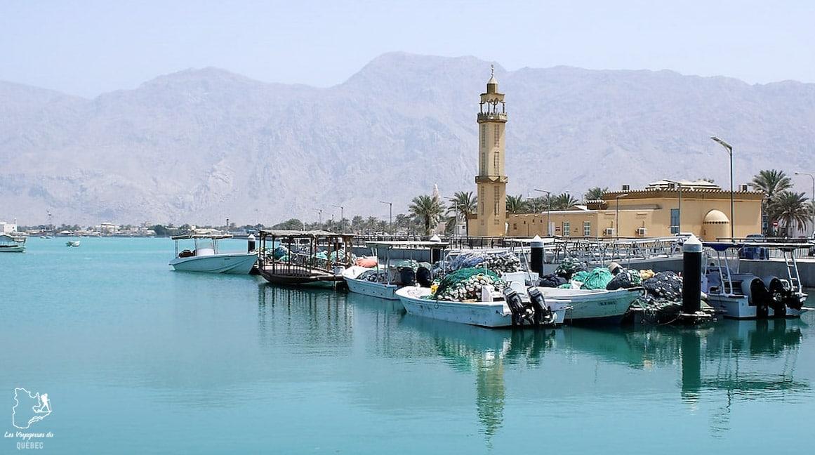 Village de pêcheurs Al Rams près de Dubaï dans notre article Visiter Dubaï avec un petit budget : Que faire à Dubaï et voir pour un séjour pas cher #dubai #emiratsarabesunis #asie #voyage