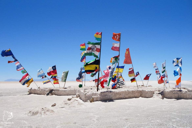Le désert de sel d'Uyuni en Bolivie dans notre article Quitter une vie où il faut plaire à tout prix pour voyager et être enfin libre #voyage #voyageraufeminin #femme #inspiration