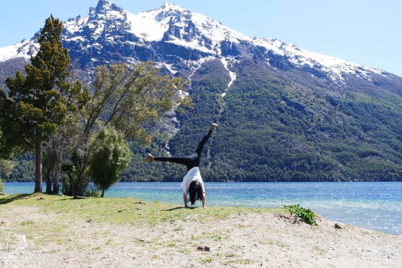 San Carlos de Bariloche en Argentine dans notre article Quitter une vie où il faut plaire à tout prix pour voyager et être enfin libre #voyage #voyageraufeminin #femme #inspiration