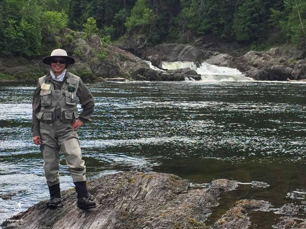 Rivière Rimouski dans le Bas-St-Laurent dans notre article Visiter la région du Bas-Saint-Laurent, c'est tomber en amour avec le bas du fleuve #basstlaurent #bassaintlaurent #basdufleuve #fleuve #quebec #canada #voyage