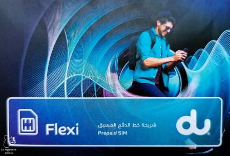 Carte SIM à Dubaï dans notre article Visiter Dubaï avec un petit budget : Que faire à Dubaï et voir pour un séjour pas cher #dubai #emiratsarabesunis #asie #voyage