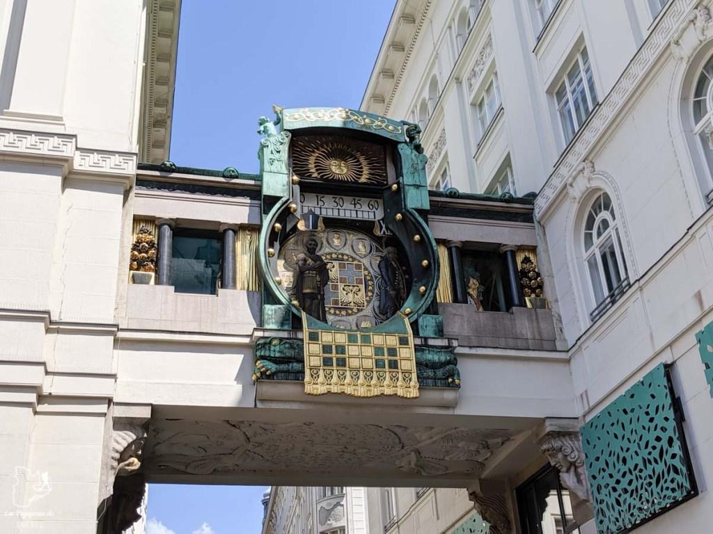 L'horloge astronomique de Vienne dans notre article Visiter Vienne en Autriche : que voir et que faire à Vienne en 5 jours #vienne #autriche #europe #voyage