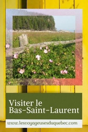 Visiter la région du Bas-Saint-Laurent, c'est tomber en amour avec le bas du fleuve #basstlaurent #bassaintlaurent #basdufleuve #fleuve #quebec #canada #voyage