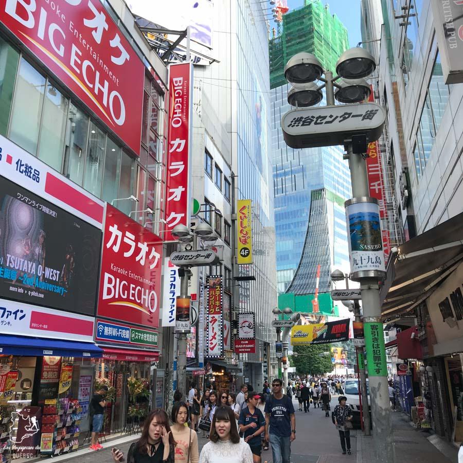 Garder la droite pour marcher dans la rue dans notre article La politesse au Japon et l'étiquette japonaise : Petites règles pour savoir comment se comporter au Japon #japon #politesse #culture #asie #voyage