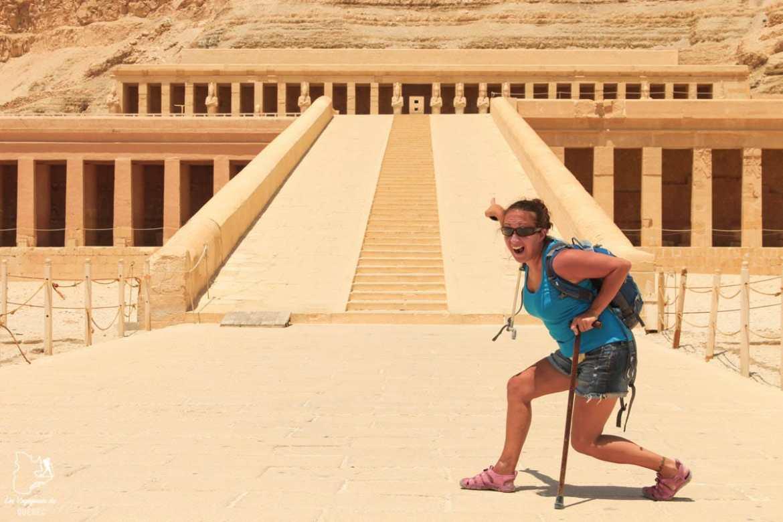 À Louxor en Égypte dans notre article Quand le voyage t'aide à garder la tête hors de l'eau #reflexion #voyage #depression