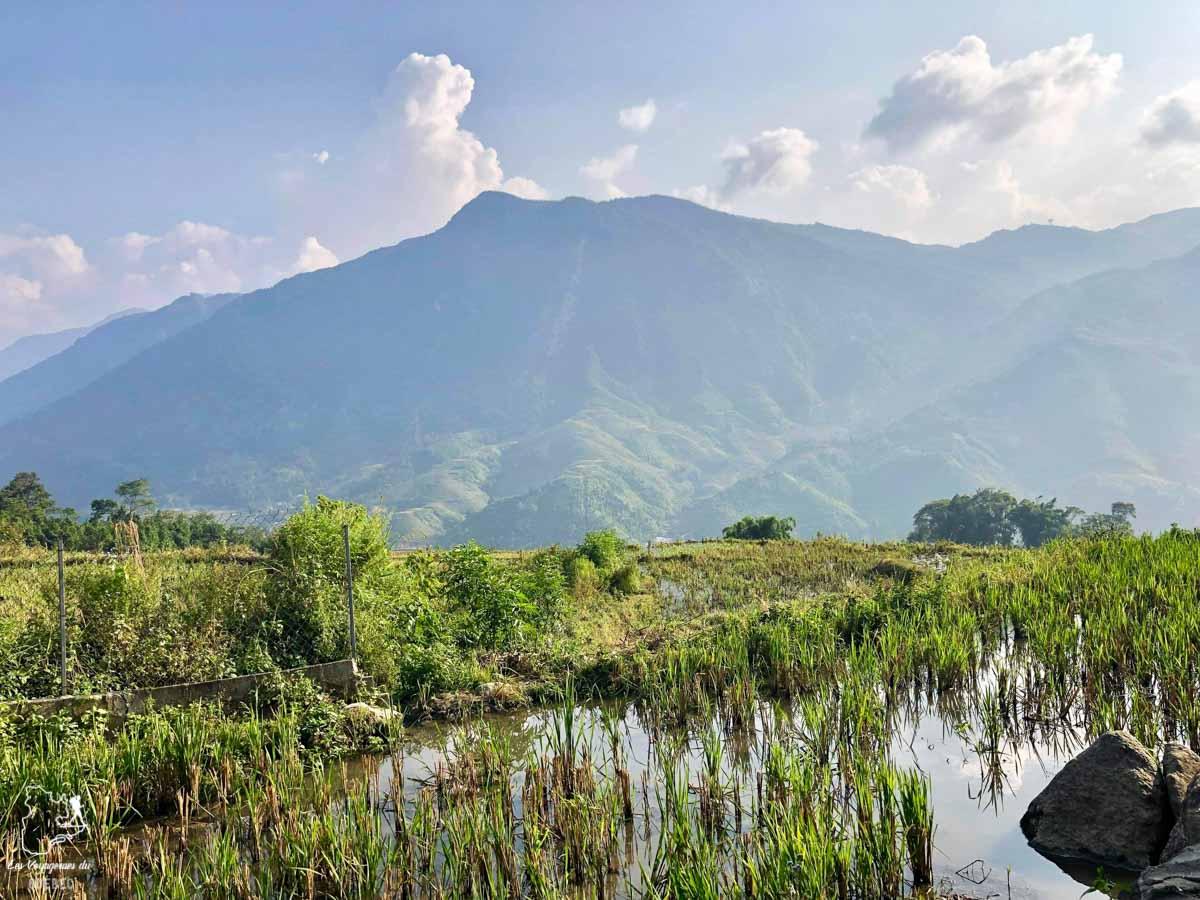 Montagnes de Sapa au Vietnam dans notre article Oser partir en voyage au bout du monde malgré des barrières #voyage #oservoyager