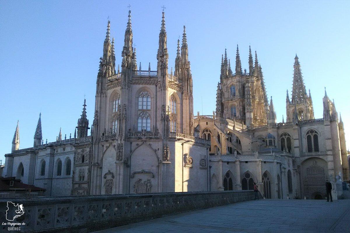 Cathédrale de Burgos dans notre article Chemin de Compostelle : 5 questions qu'on se pose sur ce célèbre pèlerinage #compostelle #pelerinage #chemin #saintjacquesdecompostelle #marche