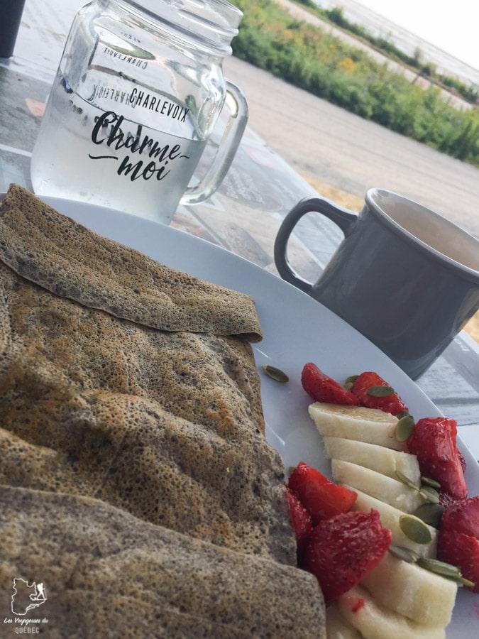 Gastronomie à Charlevoix dans notre article Visiter Charlevoix au Québec: Quoi faire dans Charlevoix entre fleuve et montagnes #charlevoix #quebec #voyage #canada