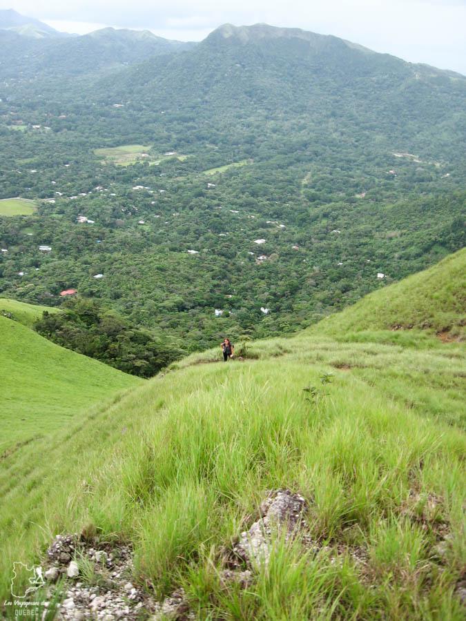 Randonnée sur le sentier La India Dormida dans El Valle de Antóndans notre article Que faire au Panama : Mon voyage au Panama en 12 incontournables à visiter #panama #ameriquecentrale #voyage