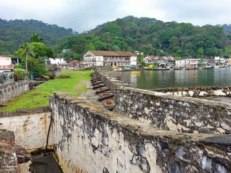 Fort de Portobelo au Panama dans notre article Que faire au Panama : Mon voyage au Panama en 12 incontournables à visiter #panama #ameriquecentrale #voyage