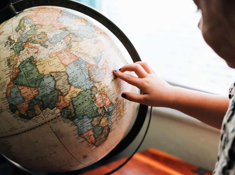 Pays où voyager pendant la Covid-19 dans notre article Voyage et pandémie : Tout savoir pour préparer un long voyage durant la Covid-19 #voyage #pandemie #covid19