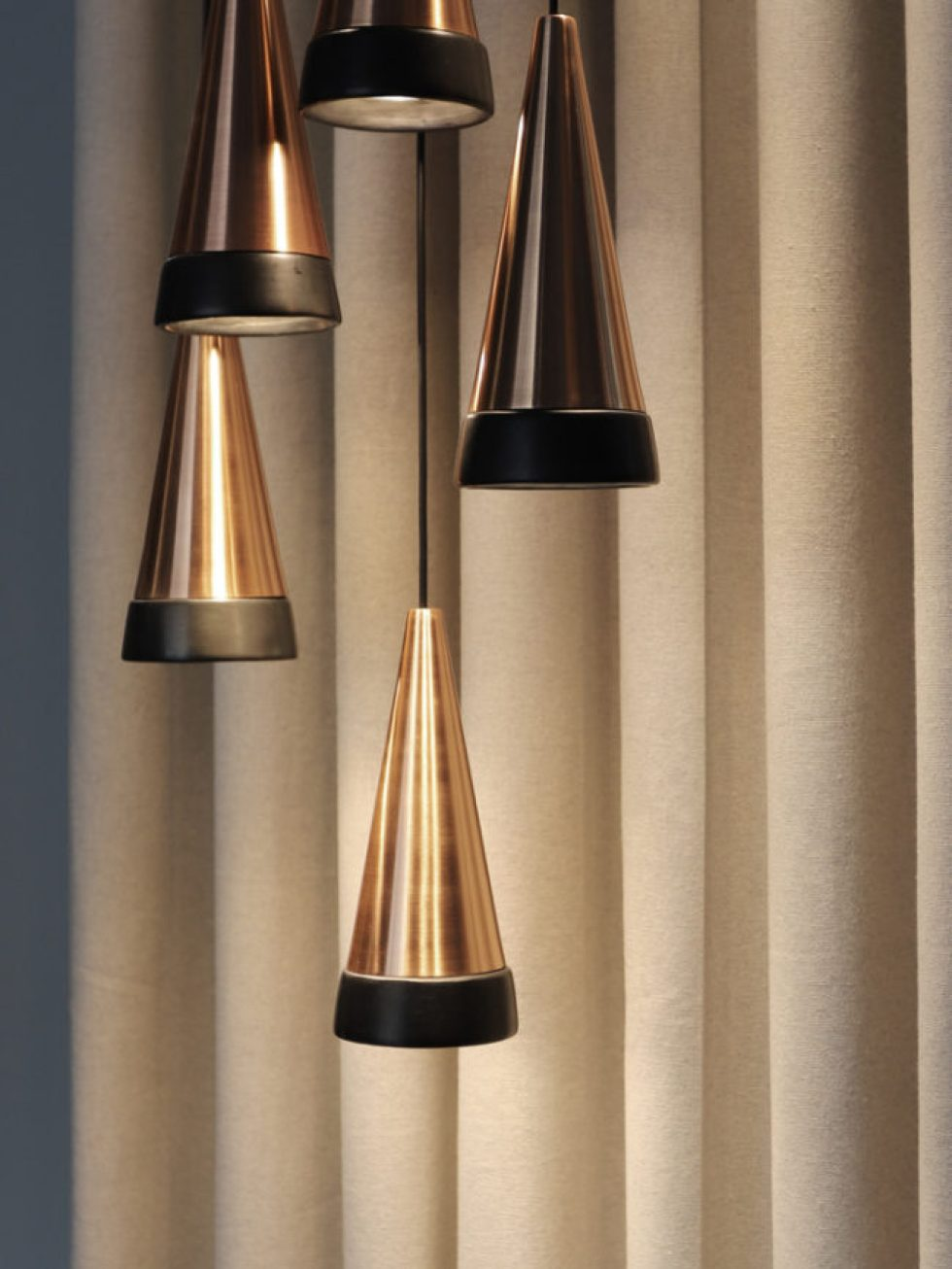 An elegant lamp by definition