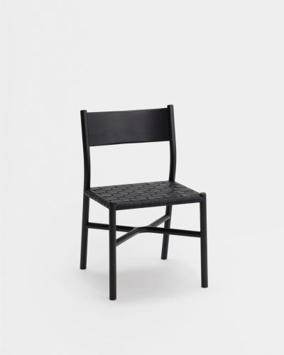 ariake chair sumi ash