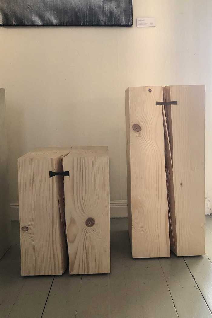 Solid Square Log (Spruce) by DRY Studios