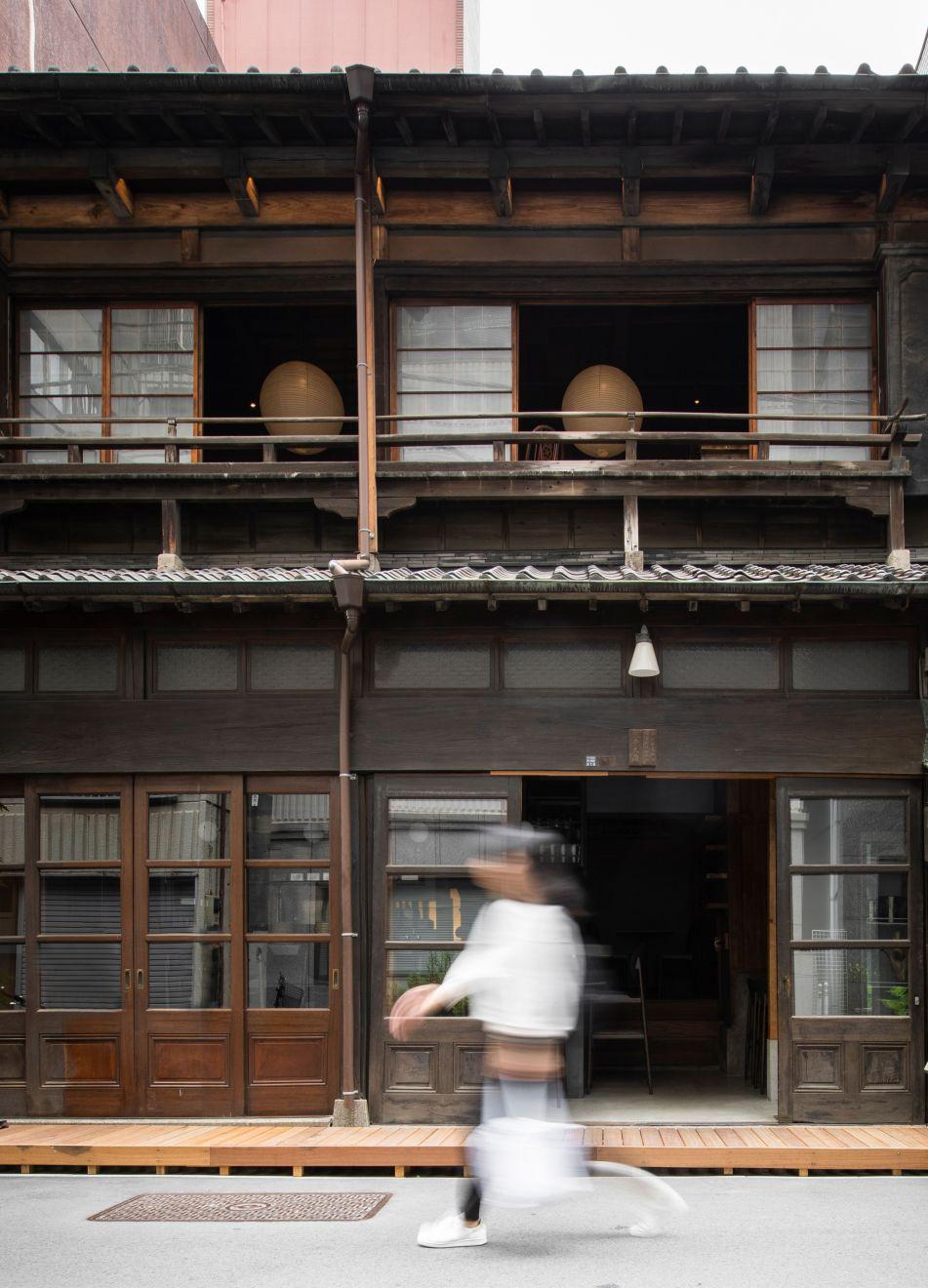 Kufuku Restaurant, Ariake, LES VRAIS