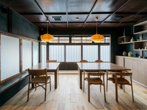 Nazuna Gosho Hotel Kyoto Ariake LES VRAIS Staffan Holm chair Saga Anderssen Voll