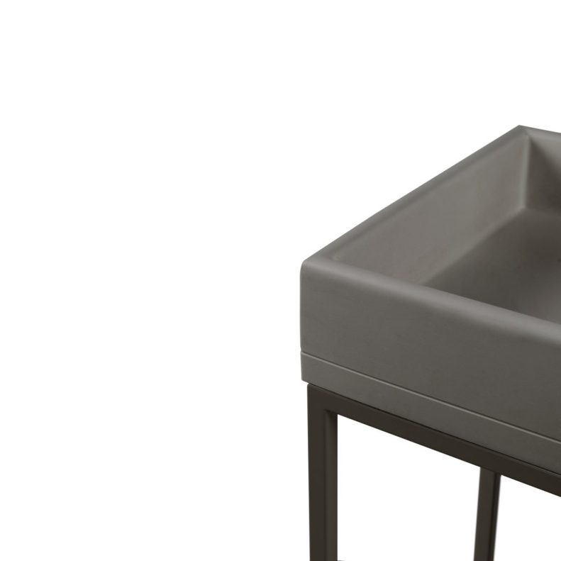 Box Basin (Vanity Set) by Nood