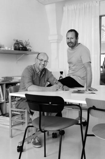 Torbjorn Anderssen Espen Voll designer ariake