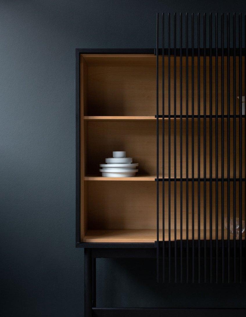 kumiko cabinet ariake