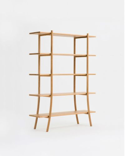 skyladder shelves high ariake