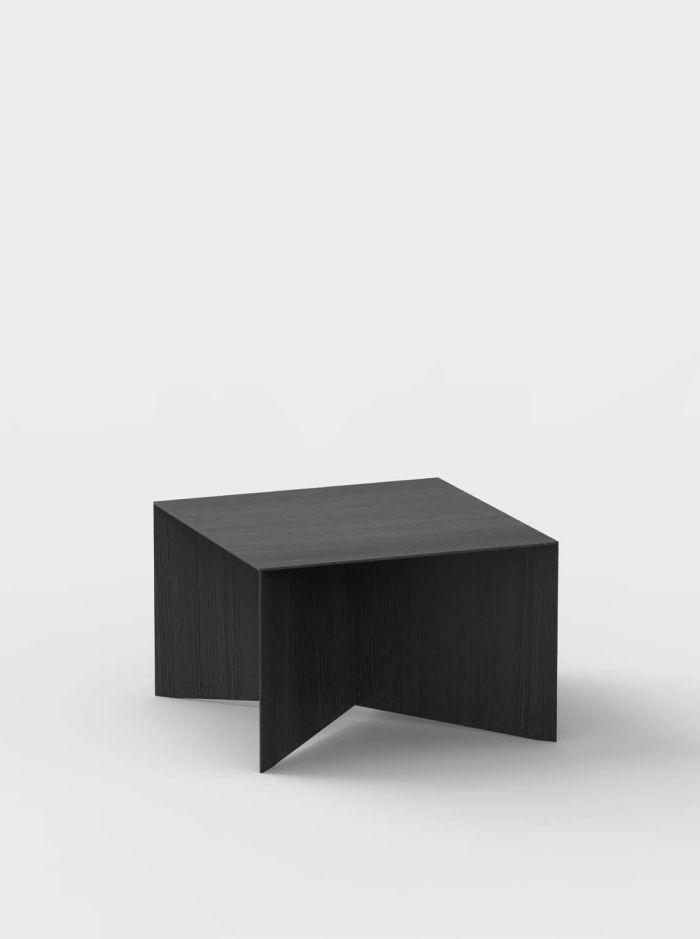 paperwood coffee table ariake sumi ash