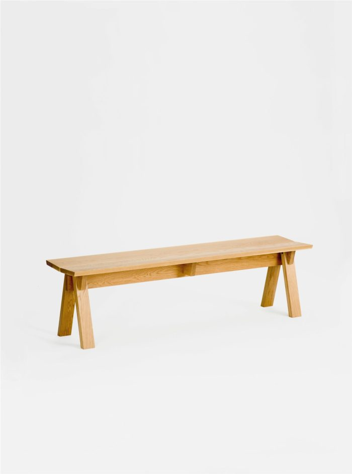 sagyo bench oak ariake