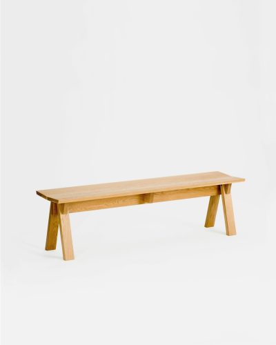 sagyo bench oak ariake