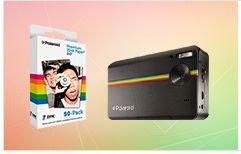 En vente sur showroomprivé: la polaroid instantanée