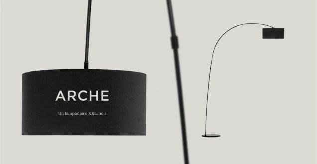 Arche, lampadaire XXL - 89 €