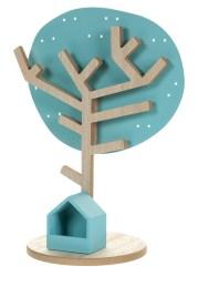 Porte bijoux arbre - 9,99 €