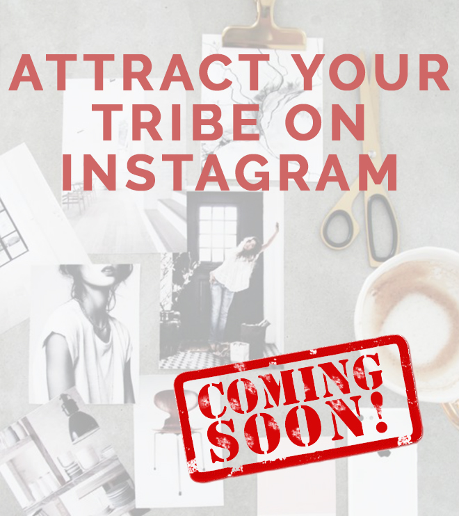 Attract Your Tribe on Instagram