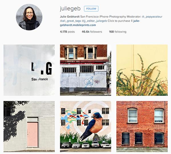 Consistent Instagram Branding