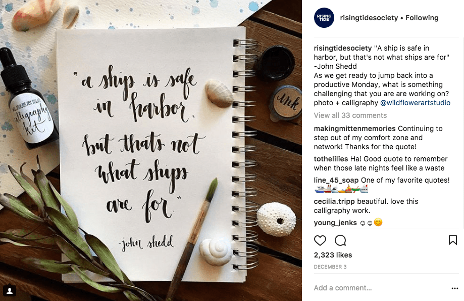 service-based business instagram content ideas