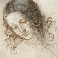 """""""Léda et le cygne"""" de Léonard de Vinci"""