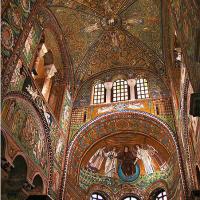 Les mosaïques byzantines de Saint-Vital de Ravenne