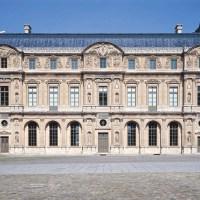 """La façade créée par Pierre Lescot pour le Louvre et la naissance de l'architecture """"à la française"""""""