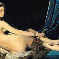 """""""La Grande Odalisque"""" de Jean-Auguste-Dominique Ingres"""