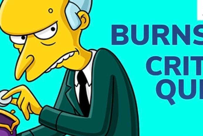 Burns critique