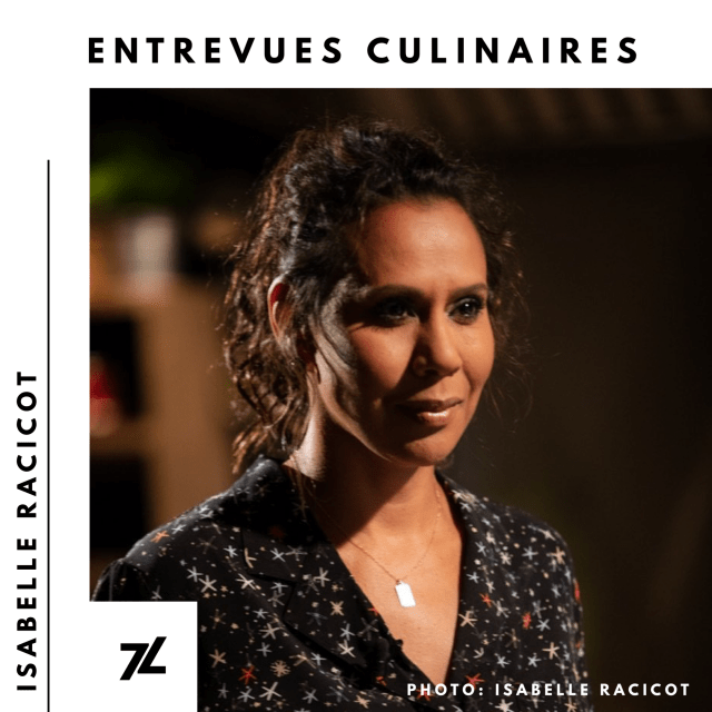 Entrevues culinaires: Isabelle Racicot