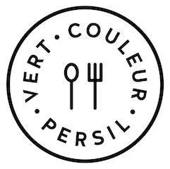 Logo Vert couleur persil