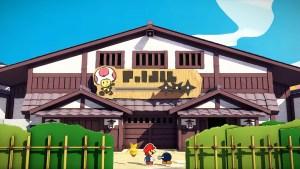 Temple Paper Mario