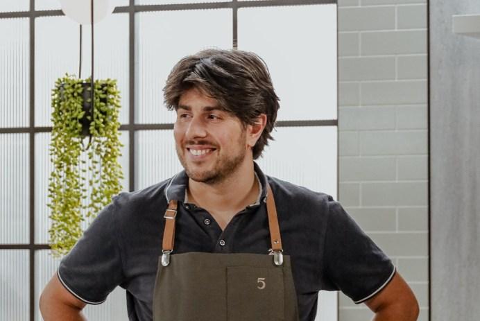5 chefs dans ma cuisine (Luca Cianciulli)