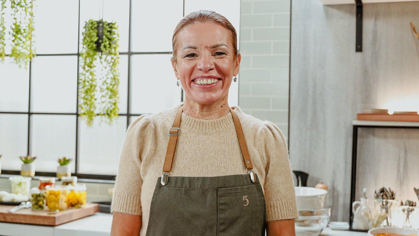 5 chefs dans ma cuisine (Helena Louriero)