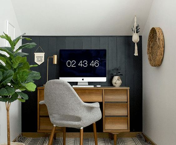 Conseils pour aménager son bureau à la maison
