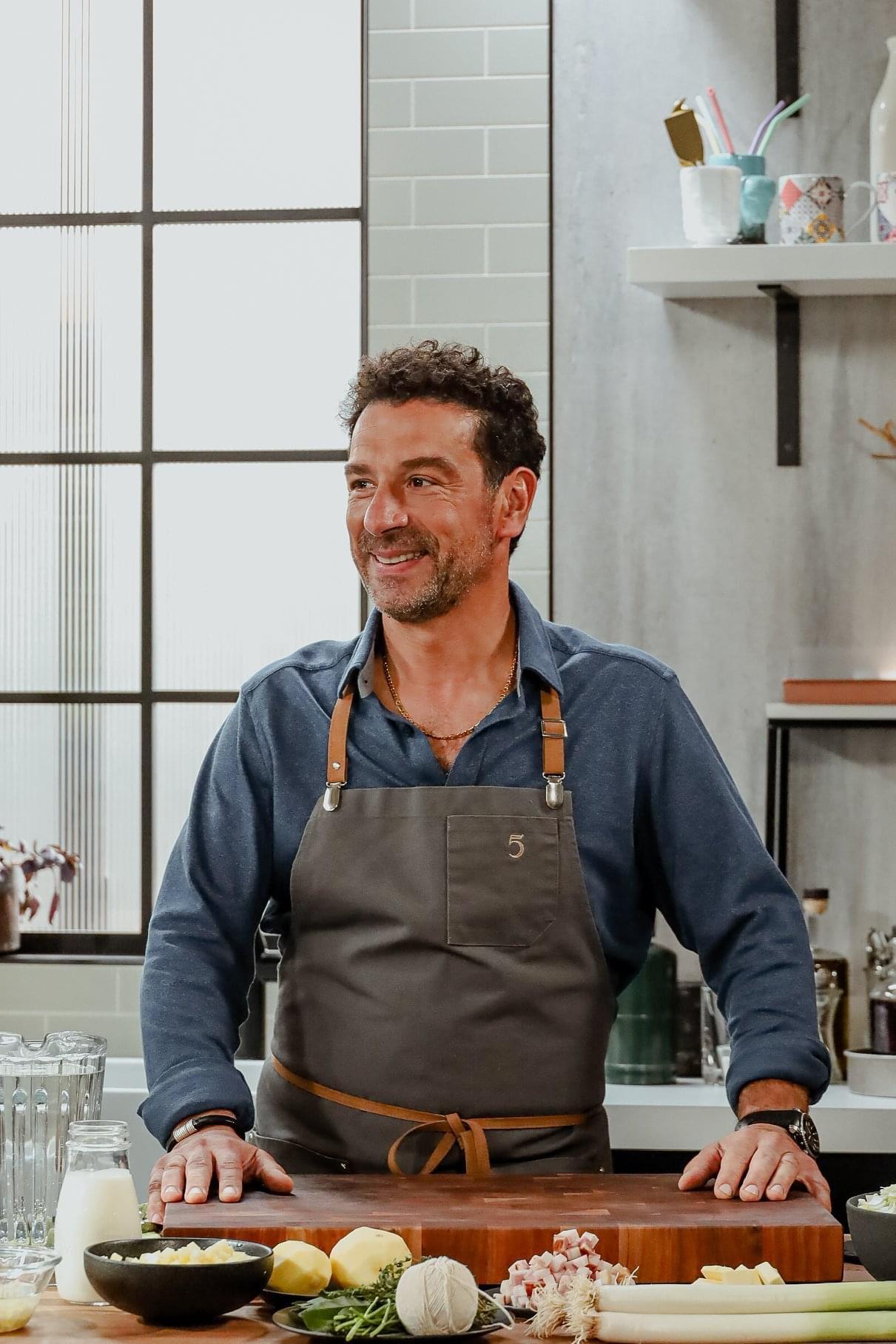 5 chefs dans ma cuisine (Pasquale Vari)